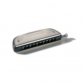 Гарм. Hohner M25301 C Chrometta-10C фото