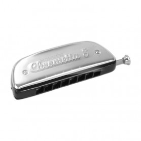 Гарм. Hohner M25001 C Chrometta 8 фото
