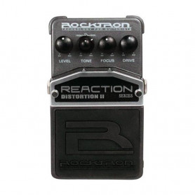 Педаль гітарна Rocktron Reaction Distortion 2 фото
