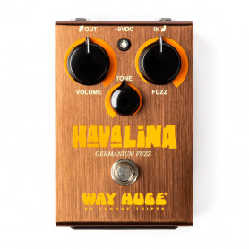 Педаль гітарна Way Huge WHE403 HAVALINA FUZZ фото