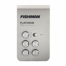 Преамп для акустичної гітари з еквалайзером та DI Fishman