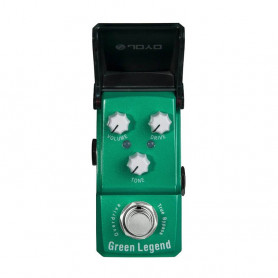 Педаль гітарна JOYO JF-319 Green Legend (Overdrive) фото