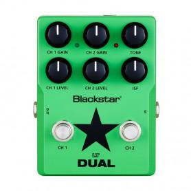 Педаль гітарна Blackstar LT-Dual фото