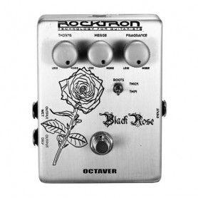 Педаль гітарна Rocktron Boutique Black Rose Octaver фото
