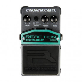Педаль гітарна Rocktron Reaction Digital Delay фото