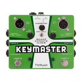 Педаль гітарна PIGTRONIX REM Keymaster фото