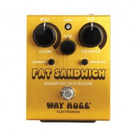 Педаль гітарна Way Huge WHE301 FAT SANDWICH DIST фото