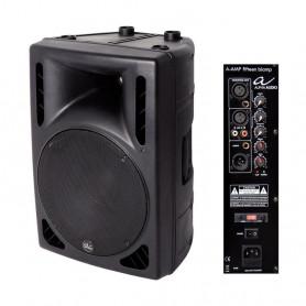 """170120 Акустична система ALPHA AUDIO A-AMP fifteen biamp (15"""")"""