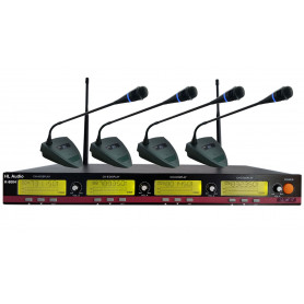HL AUDIO K8004 Wireless Conference Microphone