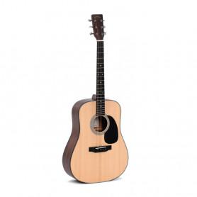 Гітара акустична Sigma SDM-STE фото