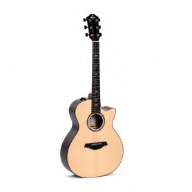 Гітара акустична Sigma GZCE-3 фото