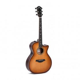 Гітара акустична Sigma GBCE-3-SB фото