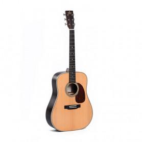 Гітара акустична Sigma DTC-28HE фото