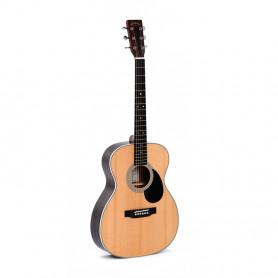 Гітара акустична Sigma OMT-1STE фото