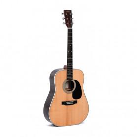 Гітара акустична Sigma DT-1STE фото