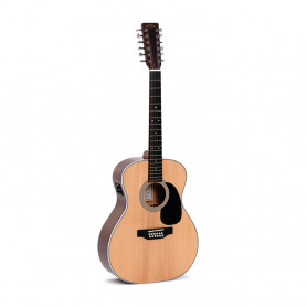 Гітара акустична Sigma JM12-1STE фото