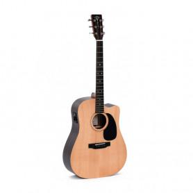 Гітара акустична Sigma DTCE фото