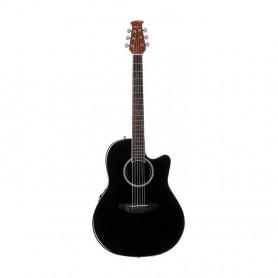 OV511229 Гітара електроакустична Applause AB24II-5 Black фото