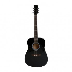 D501316 Cataluna Гітара акуст. чорний колір фото