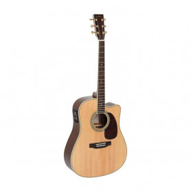 Гітара акустична Sigma DMC-4E фото
