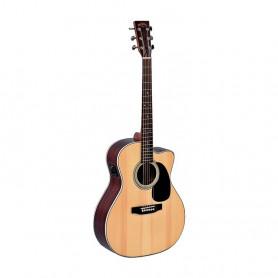 Гітара акустична Sigma JRC-1STE фото