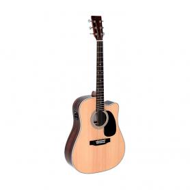 Гітара акустична Sigma DMRC-1STE фото