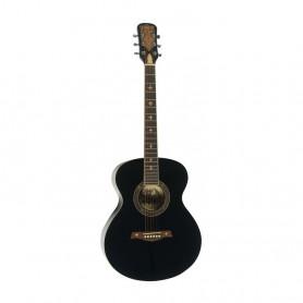 Гітара акустична Crusader СF-6000FM BK фото