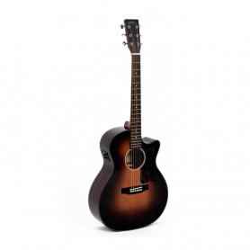 Гітара акустична Sigma GRC-1STE-SB фото