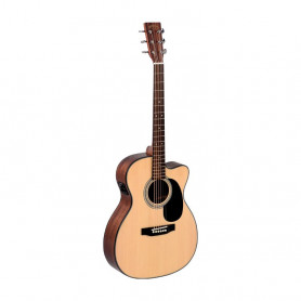 Гітара акустична Sigma 000MC-1STE фото