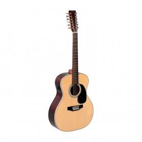Гітара акустична Sigma JR12-1STE фото