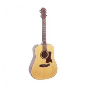Гітара Hohner HW 350-G(з жорстким футляром) фото