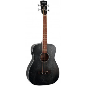 CORT AB590MF (Black Open Pore) w/bag Акустическая бас-гитара