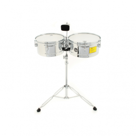 "LP818000 Тімбалес Latin Percussion 13"" x 14"", 6 1/2"", комплект:"