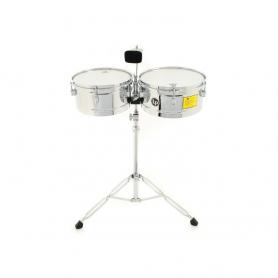 """LP818000 Тімбалес Latin Percussion 13"""" x 14"""", 6 1/2"""", комплект:"""