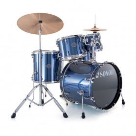 Ударна уст-ка SMF Studio Set 13004 Brushed Blue фото