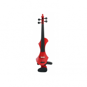 GS401661 Електро скрипка E-Violine Novita Red фото