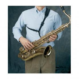 752675 Ремінь для саксофона Neo Sling чорний 96,6 - 122см фото