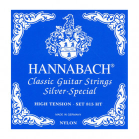 652537 Струни для клас.гіт. Hannabach 815HT фото