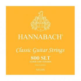 652357 Струни для клас.гіт. Hannabach 800SLT фото