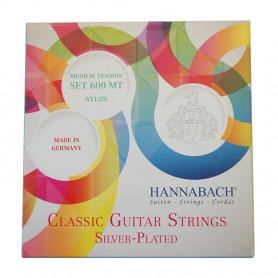 652257 Струни для клас.гітари Hannabach 600 MT фото
