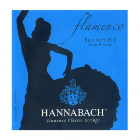 652937 Струни для клас.гіт. Hannabach 827НT Flamenco classic