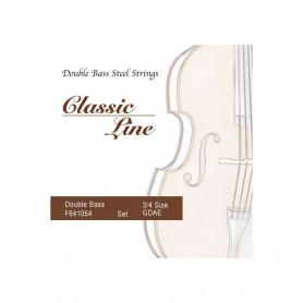 F641054 Струни для віолончелі Classic Line 3/4 фото