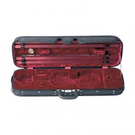 309510 Футляр для скрипки Liuteria Maestro 4/4 (чорн/черв) фото