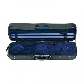 309225 Футляр для скрипки (чорн/синій) GEWA фото