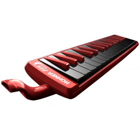HOHNER FIRE MELODICA (RED/BLACK) Пианика фото