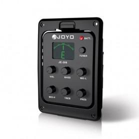 Еквалайзер 5-ти смуговий зі звукознімачем для гітари JOYO