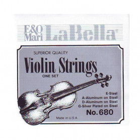 Стр. La Bella 680 (скрипк) фото