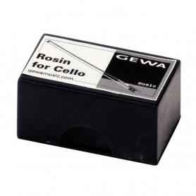 451000 Каніфоль для віолончелі GEWA фото