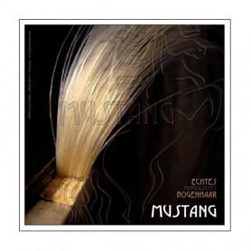 450924 Волос для смичка віолончелі Mustang фото
