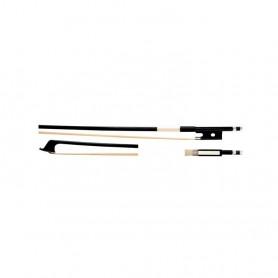 404288 Смичок для скрипки Glasser 4/4 Fibreglass фото